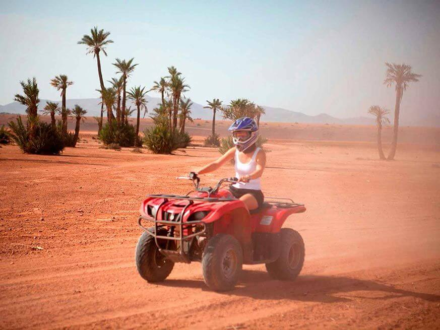 A complete guide to Quad Biking Marrakech!