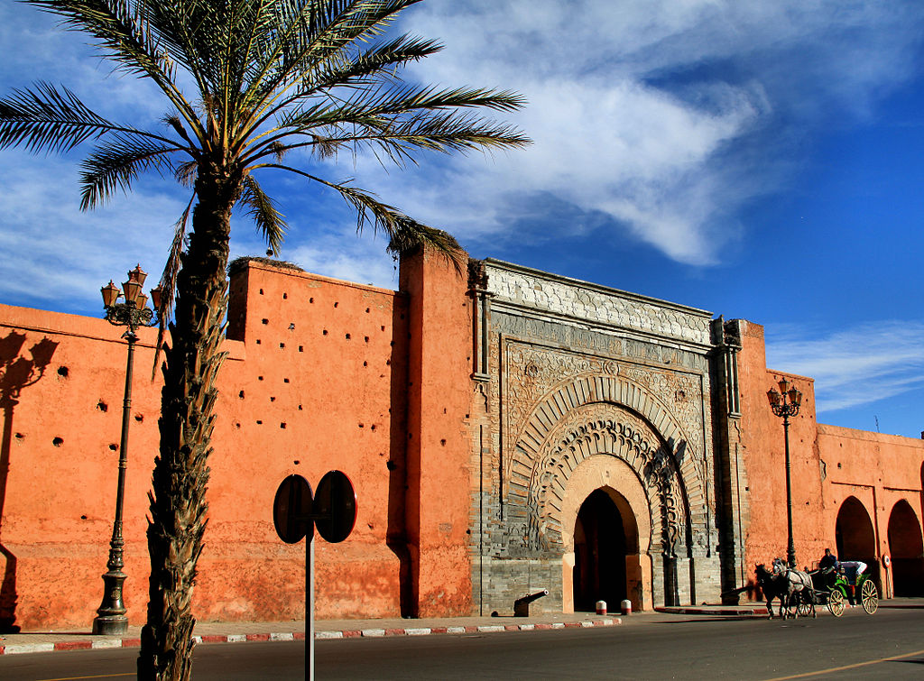 Get to know about top 10 places to visit with Marrakech Tour Guide!
